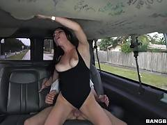 Cali took over from there and fucked the shit out of her. He pounded her all over the mother fucking bus. All of this for a phone!!